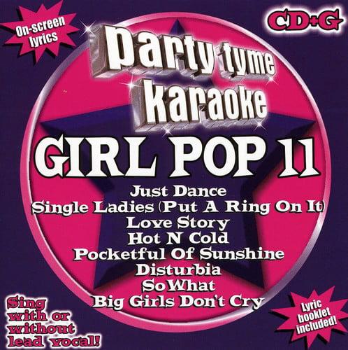 Party Tyme Karaoke: Girl Pop, Vol. 11