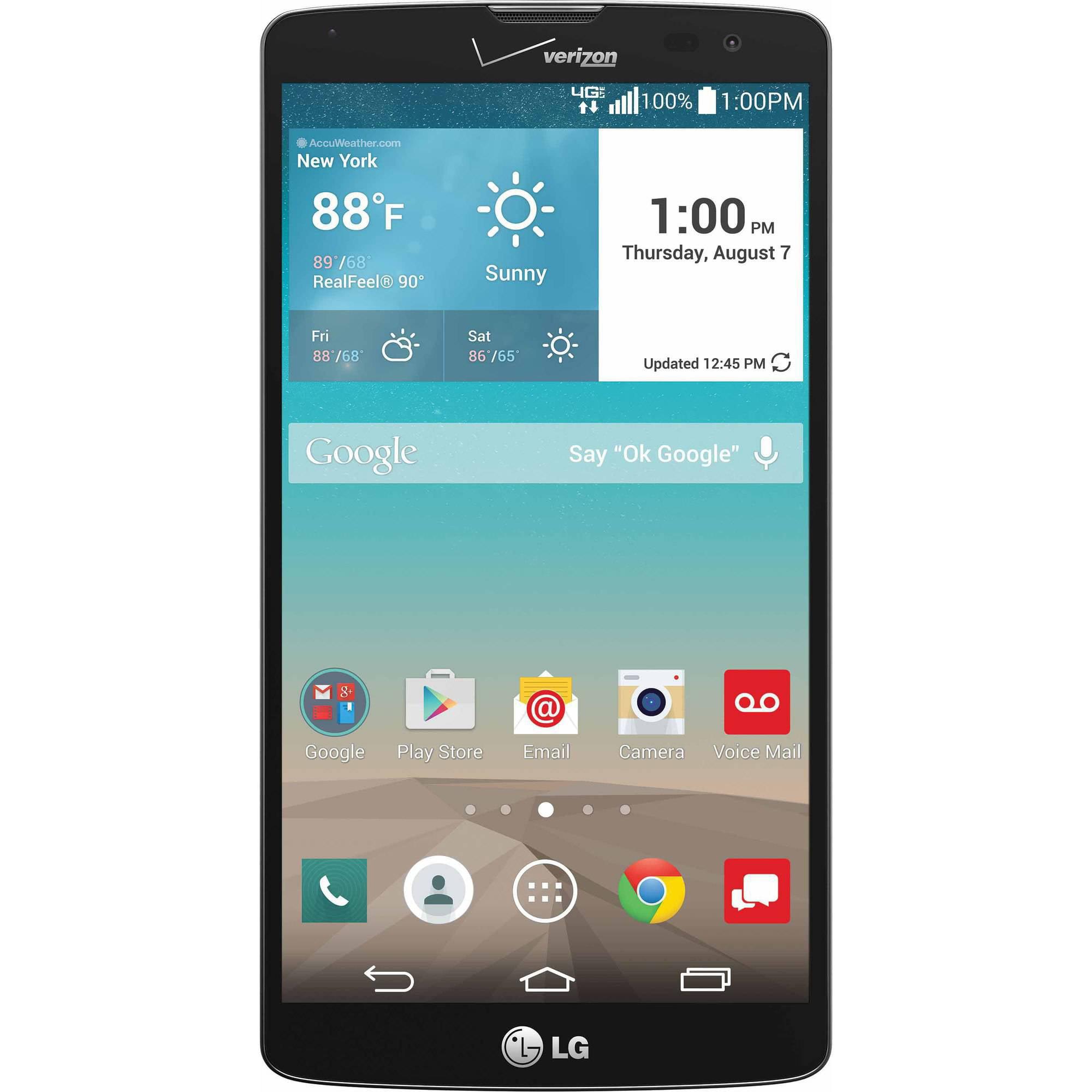 Verizon LG Vista Prepaid Smartphone