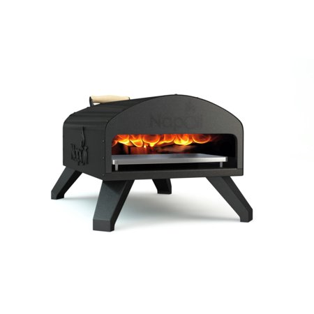 Napoli Wood Fired & Gas Outdoor Pizza Oven (Best Outdoor Wood Fired Pizza Oven)