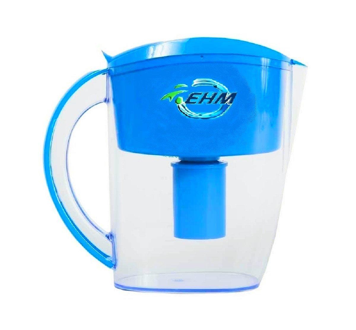 EHM Orginal Alkaline Water Pitcher - 3.5L Pure Healthy Water Ionizer -