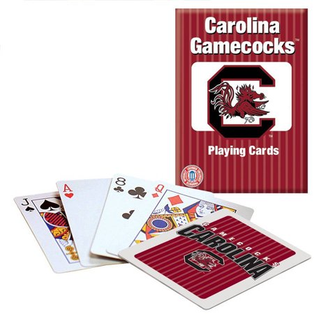 Officially Licensed NCAA South Carolina Playing Cards
