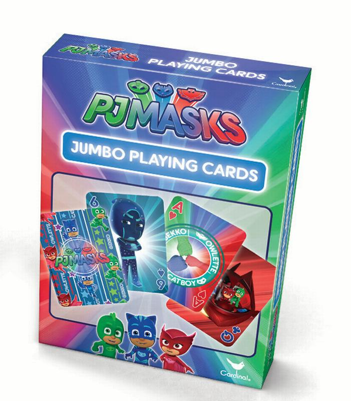 Diney's PJ Masks Playing Cards by Spin Master Ltd