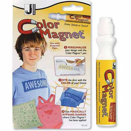 Jacquard Color Magnet Broad Pen - Magnet Pen