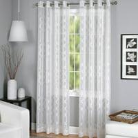 Elrene Home Fashions Latique Single Curtain Panel