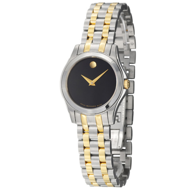 Movado  Women's 0605976 'Corporate Exclusive' Two-Tone St...