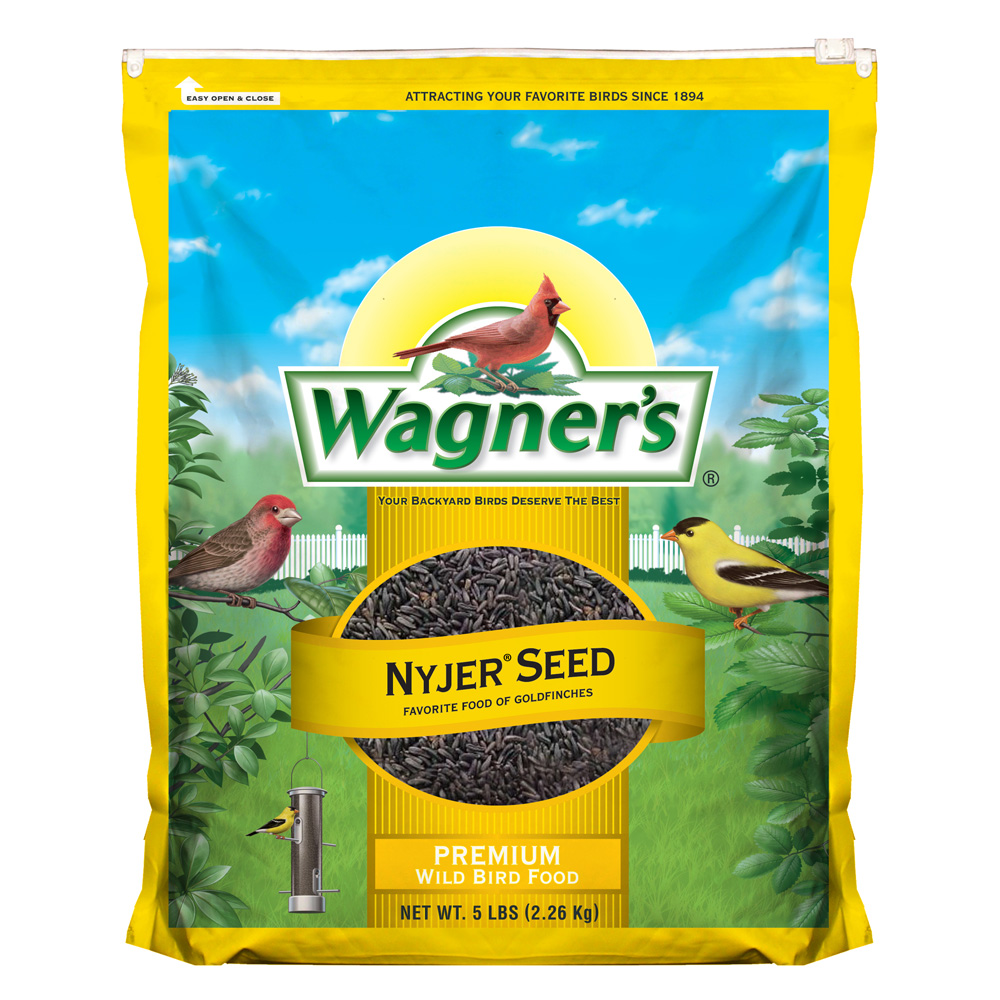 Wagner's 5 Lb Nyjer Seed