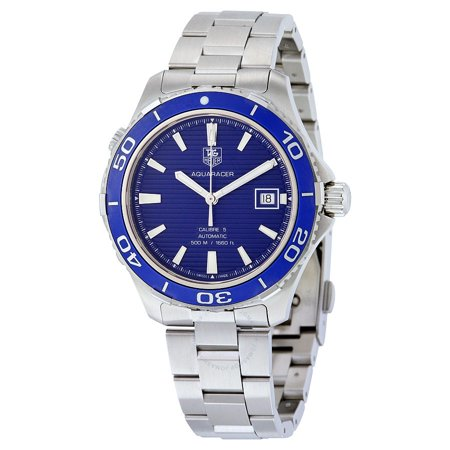 Tag Heuer Aquaracer Calibre 5 Automatic Mens Watch WAK2111. BA0830