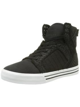 c4950414d5dc Product Image Supra 08230-002  Men s Skytop Black Snakeskin Embossed Suede  Sneaker (Black Snakeskin