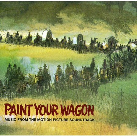 Paint Your Wagon (CD)