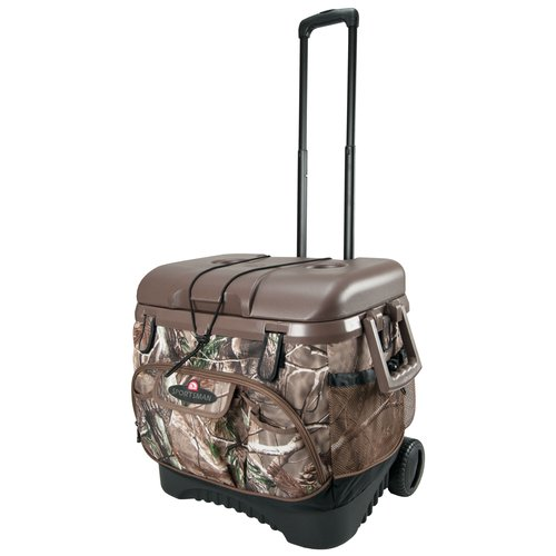 Igloo Realtree 58-Can Roller Cooler