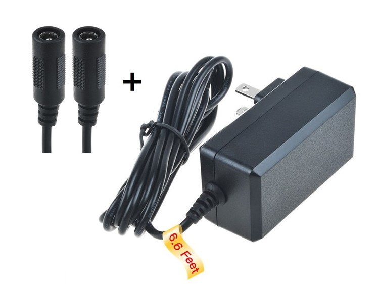 12V Car DC Adapter For Milwaukee 49-24-2301 M12 Heated Jacket Power Cord Charger