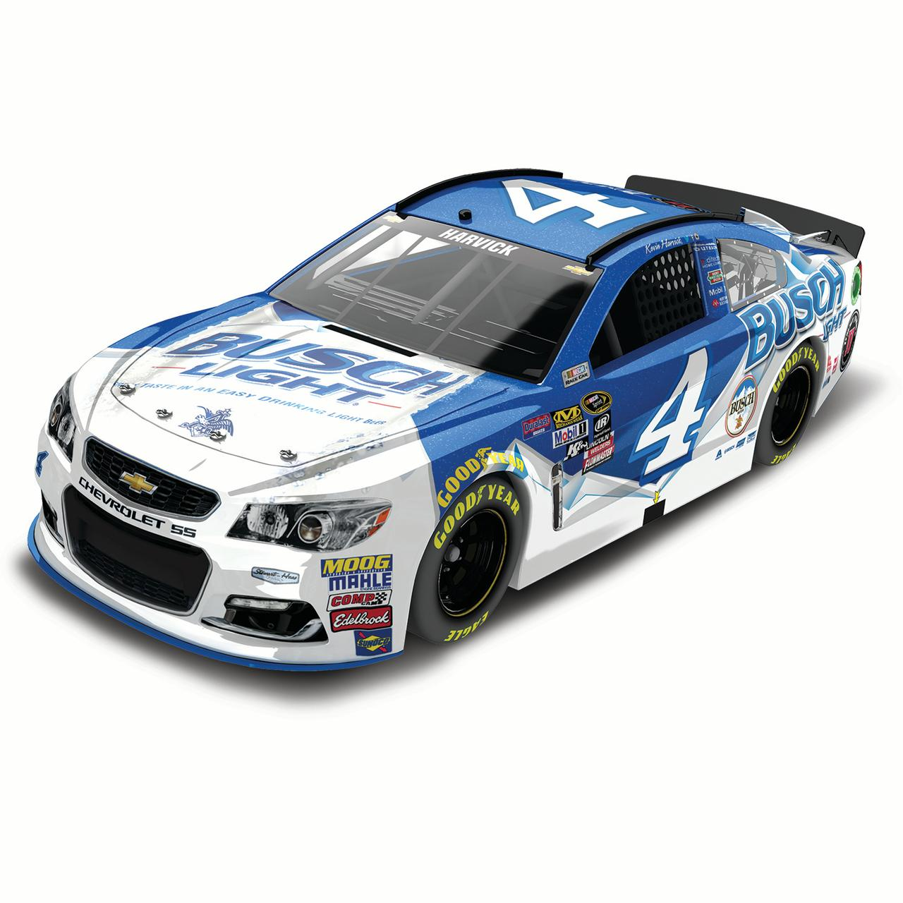 Kevin Harvick Action Racing 2016 #4 Busch Light 1:24 Nascar Sprint Cup Series Galaxy... by Lionel LLC