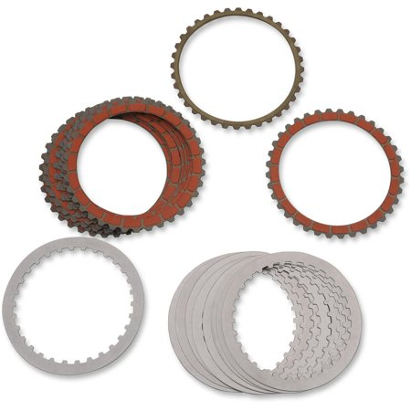 Performance Clutch Kit Carbon (Barnett 306-85-40001 Carbon Fiber Clutch Plate Kit)