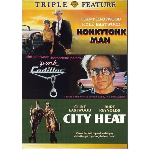 Honkytonk Man / Pink Cadillac / City Heat Triple Feature (Widescreen)