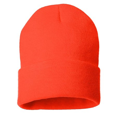 Daily Knited Plain Beanie - Stay Warm Stylish Stretchy Soft Beanie Hats for Men and Women