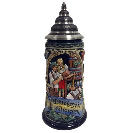 2018 Munchen Munich Bavarian Oktoberfest Gift Boxed LE German Beer Stein .75 L - Oktoberfest Sayings
