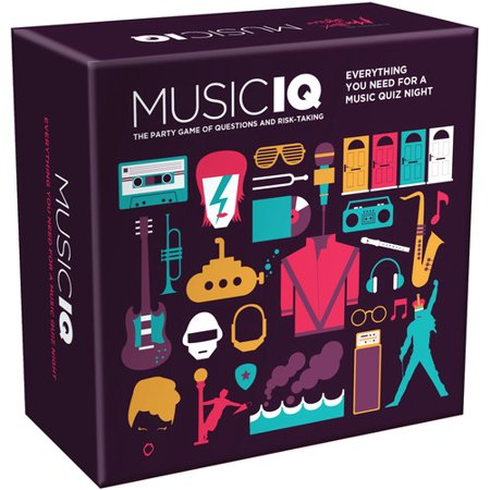 Helvetiq MusicIQ Trivia Game - The Office Trivia Game