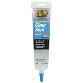 Liquid Nails Clear Seal All Purpose Sealant 5 Fl Oz