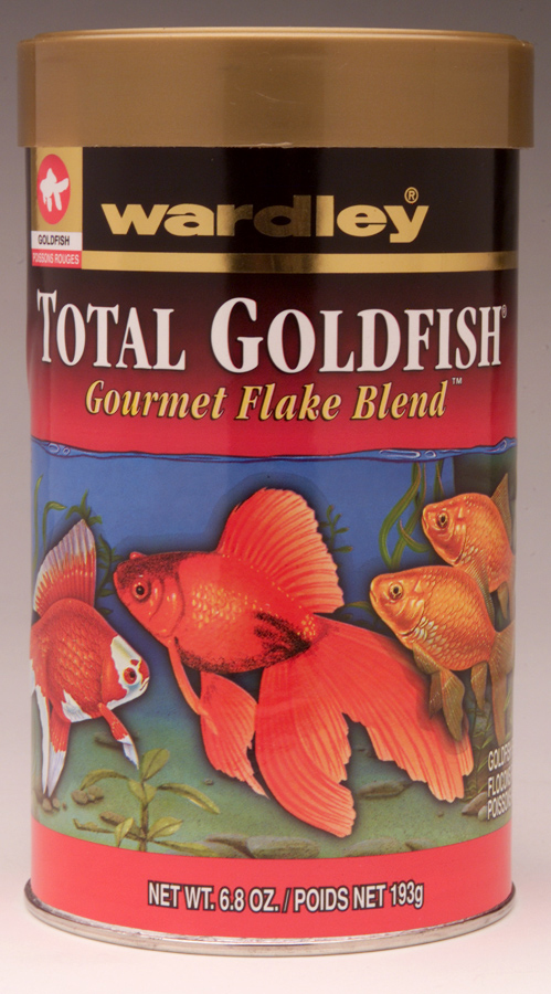 ADVANCED NUTRITION GOLDFISH FLAKES by Wardley Corp