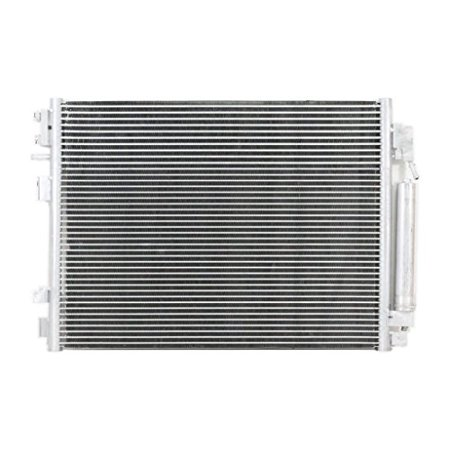 A-C Condenser - Pacific Best Inc For/Fit 3897 09-10 Chrysler 300 Dodge Challenger Charger w/Power Steering Standard/Heavy Duty