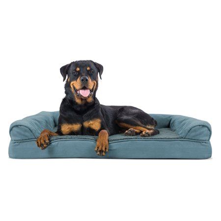 Furhaven Plush Sofa Dog Bed Pet Bed