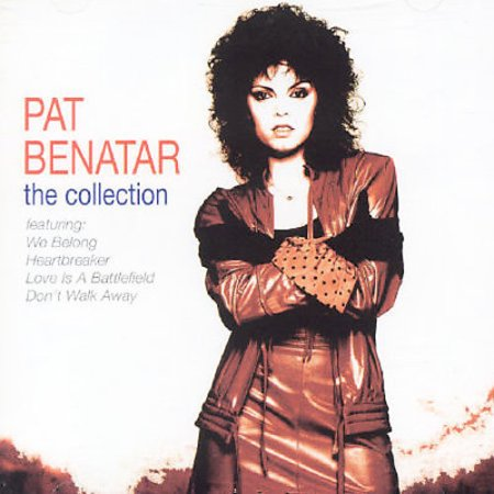 COLLECTION [PAT BENATAR] [CD] [1 - Pat Benatar Outfits