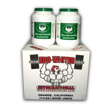 Liquid Egg White Protein - (2) One Gallon (Egg White Powder Vs Egg White Liquid)