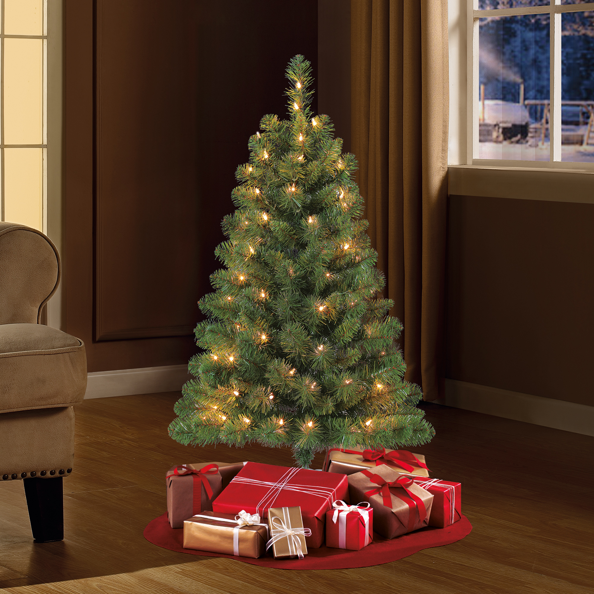 Walmart Christmas Trees on Sale | Best Deals & Cheap Pre ...