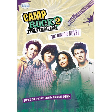 Camp Rock 2 The Final Jam: The Junior Novel -