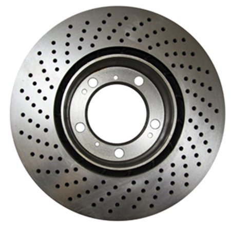 EBC Brakes RK1684XD Cross Drilled Rotor Fits 08-12 135i