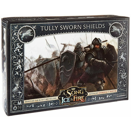 CMON A Song of Ice & Fire: Tabletop Miniatures Game - Tully Sworn (Best Tabletop Strategy Games)