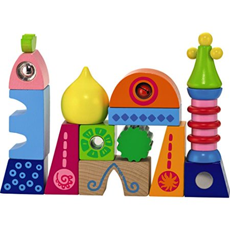Haba Wooden Baby Toys - HABA World Of Play Wooden Palace