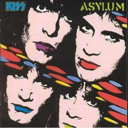 Asylum (remastered) (Remaster) (CD)