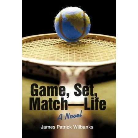 Game, Set, Match-Life - Walmart.com