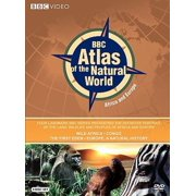 BBC Atlas of the Natural World Africa Europe (Wild Africa   Congo   The First Eden   Europe A Natural History) by