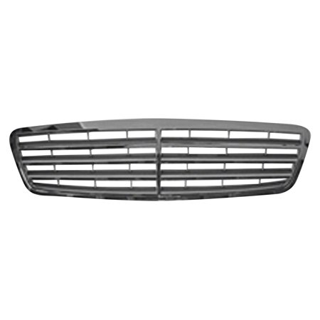 Gray Grill Assembly for Mercedes-Benz C230, C240, C280, C320, C350 Grille