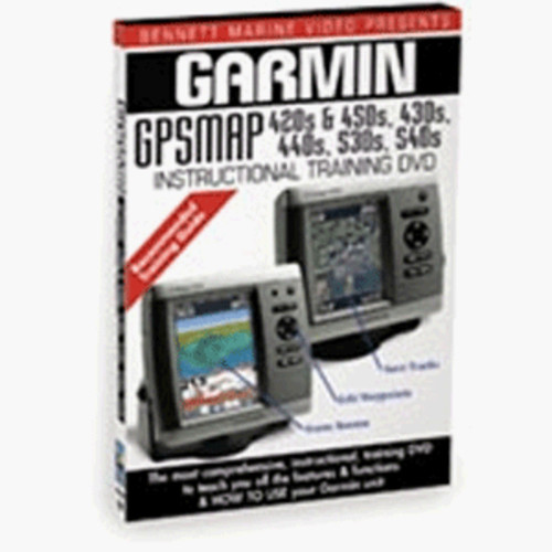 Garmin GPS Map: 420s and 450s, 430s, 440s, 530s, 540s (DVD)