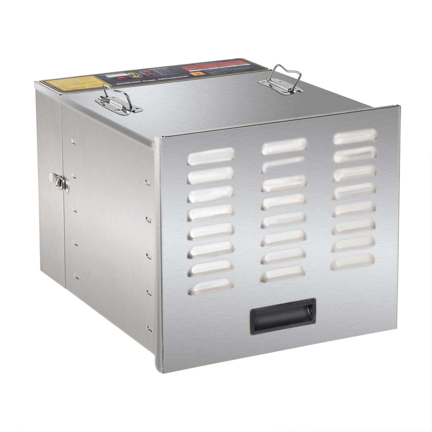 10 trays food fruit preserver dehydrator dryer jerky maker machine 1000 w walmart com