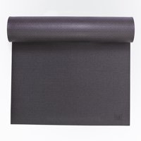 Natural Fitness 6mm Thick Hero Yoga Mat Designed for Comfortable Support and Everyday or Class Use