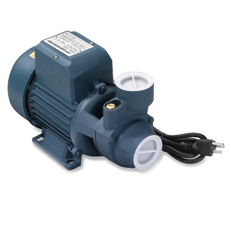 Neiko 50639 Electric Centrifugal Clear Water Pump, 1 HP ()