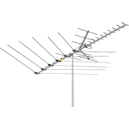 Channel Master 60-Mile Range UHF/VHF/FM HD TV Outdoor Antenna