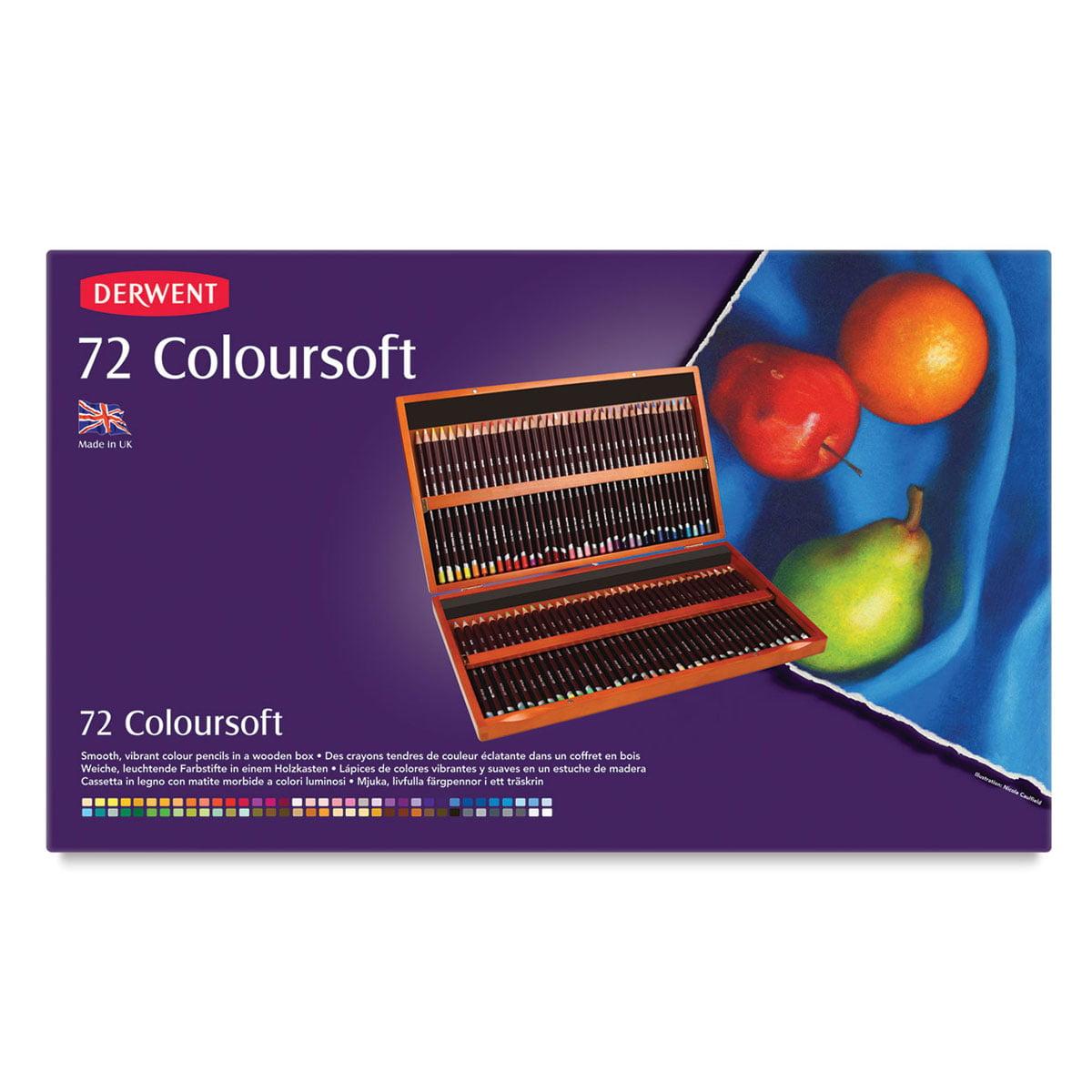 Derwent Coloursoft Pencils and Sets