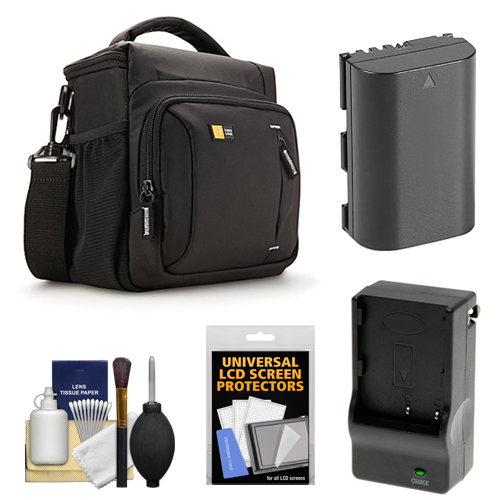Case Logic TBC-409 Digital SLR Camera Shoulder Case (Blac...