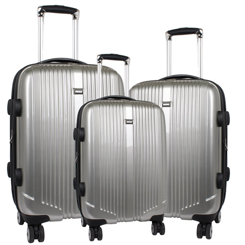 J World Concord 3-Piece Spinning Luggage Set