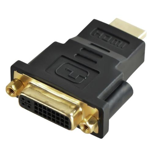 Insten DVI Female to HDMI Male F-M Adapter Gold Plated Adapter Converter For HDTV LCD TV