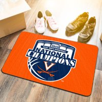"Virginia Cavaliers 2019 College Basketball National Champions 17"" x 25"" Door Floor Mat"
