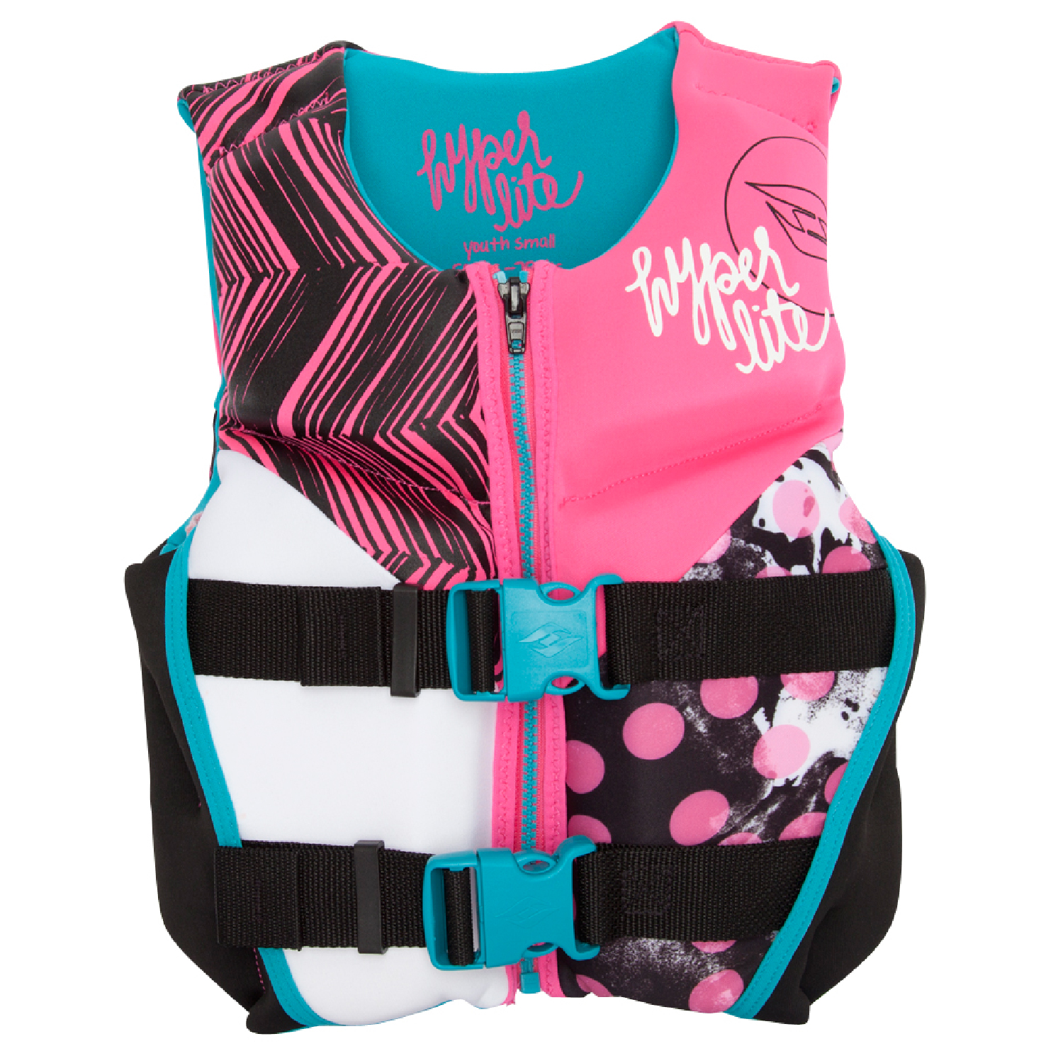 Hyperlite 2017 Girls Youth Indy Small Kid's Life Jacket
