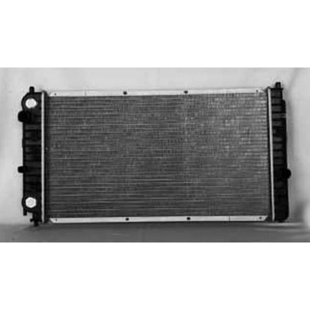 RADIATOR ASSEMBLY FITS PONTIAC 99-05 GRAND AM 3.4L V6 3350CC 204 CID CV37036A 21462 RA10024 22676953 GM3010196 9581 CU2264