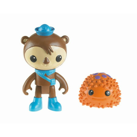 Fisher-Price Octonauts Shellington and Sea Urchin
