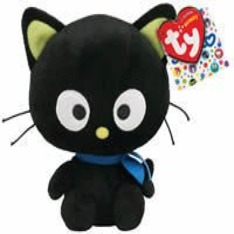Ty Beanie Baby Hello Kitty Chococat